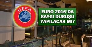 UEFA'dan saldırı açıklaması