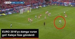 Belçikalı Nainggolan, Galler Maçında Harika Bir Gol Attı
