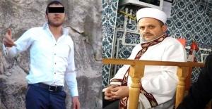 Camide öğrenci okutan imam, saldırıya uğradı