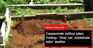 Cezaevinde İntihar Eden Yarbay: 'Olay...