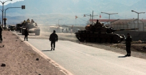 Hakkari'deki terör operasyonu sürüyor