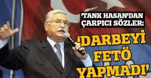 Hasan Celal Güzel: 'Darbe girişimi FETÖ'cüler tarafından yapılmadı'