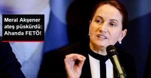 """Meral Akşener, """"FETÖ Demiyorsun"""" Diyenlere Ateş Püskürdü: Ahan da FETÖ"""