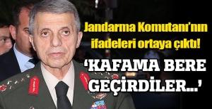 Org. Galip Mendi'nin ifadesi: Yunanlılar bile...