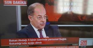 Sağlık Bakanı: 5 binin üzerinde personel açığa alındı