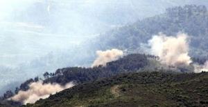Sınır yine hareketli! Esad Türkmendağı'nı bombalıyor