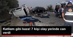 Adıyaman'da Trafik Katliamı: 7 Ölü