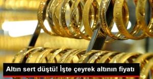 Altının Gramı 1,5 Ayın En Düşük Seviyesinde! Çeyrek Altın 205 lira