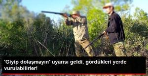 Belediye Başkanı Vatandaşları Avcı Kıyafeti İle Dolaşmamalarını İstedi