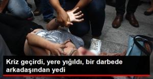 Bursa'da İnanılmaz Olay! Kocasını...
