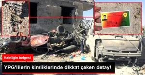 Cerablus'taki YPG'lilerin Türkiye Doğumlu Oldukları Ortaya Çıktı