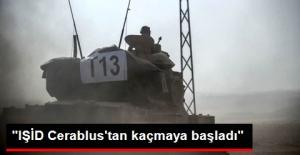 Flaş İddia: IŞİD Cerablus'tan Kaçmaya Başladı