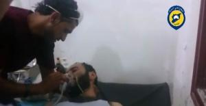 İdlib'e zehirli gazlı saldırı