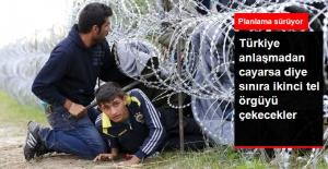 Macaristan, Türkiye Anlaşmadan Cayarsa Diye Sınıra İkinci Tel Örgüyü Çekecek
