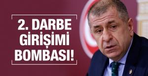 MHP'li Özdağ'dan bomba ikinci...
