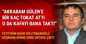 Naim Süleymanoğlu: Akrabam Gülen#039;e...