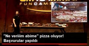 """""""Ne Veriiim Abime"""" Pizza Markası Oluyor"""