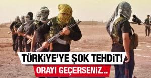 PYD#039;den Türkiye#039;ye tehdit!...