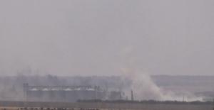 TSK IŞİD mevzilerini vuruyor