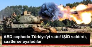 Yarı Yolda Bıraktı! IŞİD Saldırısında...