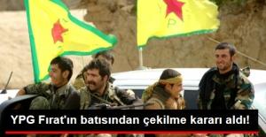 YPG'den Operasyon Açıklaması: Fırat'ın Doğusuna Çekilme Kararını Demokratik Suriye Güçleri Verir