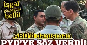 ABD'den terör örgütü PYD'ye Akdeniz sözü!