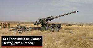 ABD: IŞİD'le Mücadelede Türkiye'ye Desteğimiz Sürecek