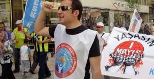 Eğitim-İş'te yönetime aday Mücadeleci Sendika grubu sözcüsü Özbay: Sınıftan yana mücadeleci bir örgüt için varız!