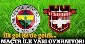 Fenerbahçe 1-0 Gaziantepspor