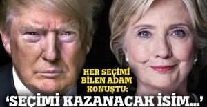 Kazananları bilen tarihçi: Favori Donald Trump