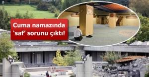 Meclis'te cami kapandı, 'saf' sorunu çıktı