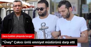 Onur Özbizerdik, Adil Serdar Saçan'ı Darp Etmekten Gözaltına Alındı