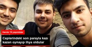 3 Liseli, 'Kazı Kazan'dan 10 Bin Lira Kazandı