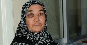 55 yıllık kocasından dayak yiyen kadın hastanelik oldu
