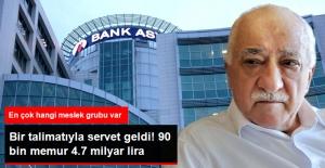 90 Bin Memur Bank Asya'ya 4.7 Milyar Lira Getirmiş