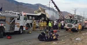 ABD'de katliam gibi kaza: 13 ölü, 31 yaralı