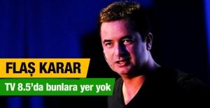 Acun Ilıcalı TV 8.5 kararı herkesi şaşırttı!