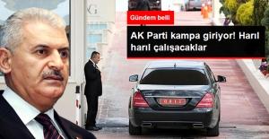 AK Parti Hafta Sonu Kampa Giriyor
