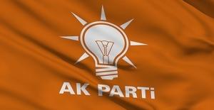 AK Parti toplantısında talihsiz kaza