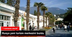Aksenov: Kırım, Rusya'nın Bir Numaralı Turizm Merkezi Olacak