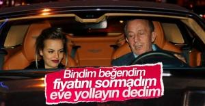 Ali Ağaoğlu'nun yeni otomobili
