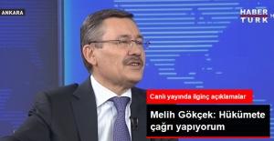 Ankara Büyükşehir Belediye Başkanı Melih Gökçek: ABD ve İsrail Gemileri Dolaşmasın