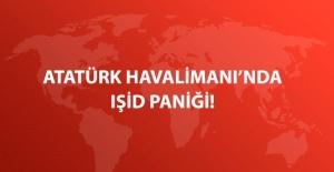 Atatürk Havalimanı'nda IŞİD'li Yolcu Paniği
