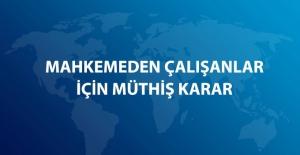 Avrupa Adalet Divanı'ndan İşçileri Sevindirecek Karar