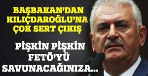 Başbakan'dan CHP'ye çok sert FETÖ uyarısı