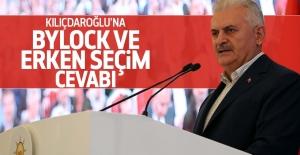 Başbakan Yıldırım'dan Kılıçdaroğlu'na ByLock cevabı