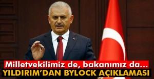 Başbakan Yıldırım'dan ByLock açıklaması