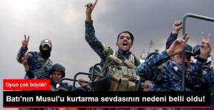 Batı'nın Musul'da Gaz Sancısı! Avrupa'ya 25 Yıl Yeter