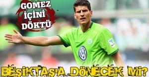 Beşiktaş iddiası, Gomez'i çıldırttı