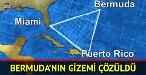 Bilim insanları Bermuda'nın gizemini çözdü